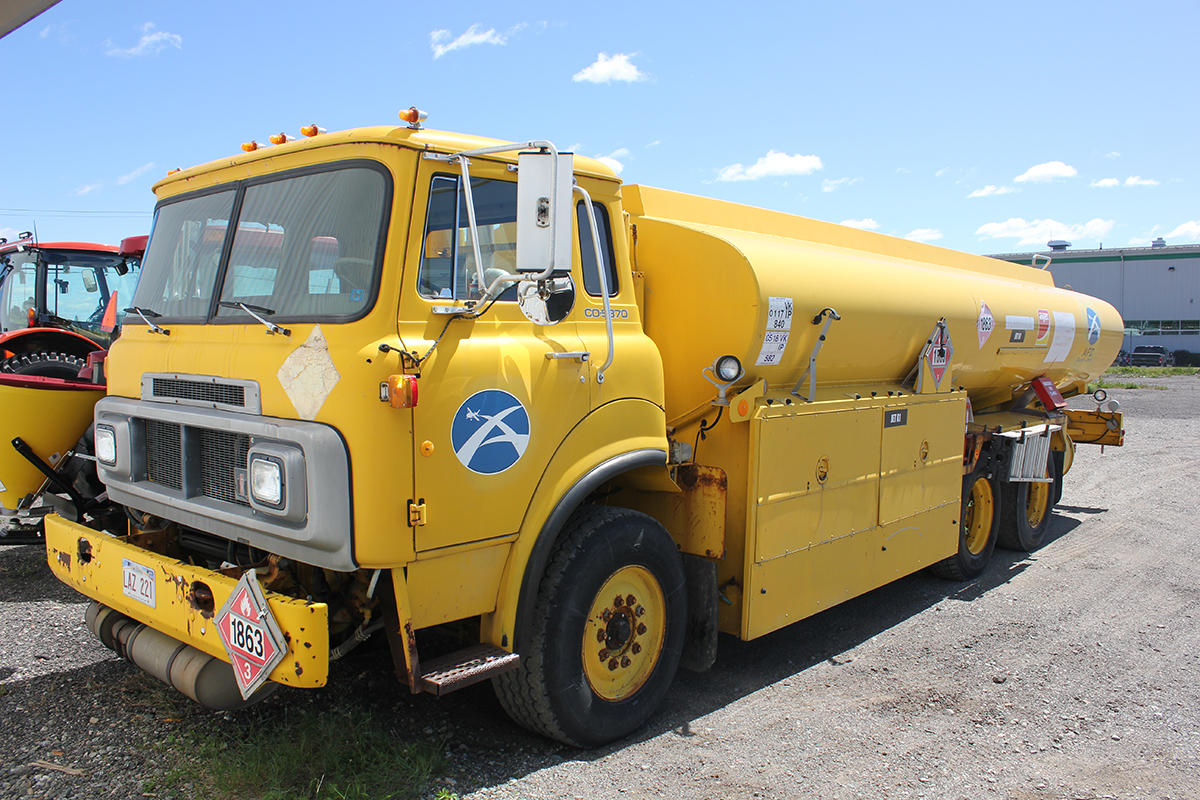 AFC fuel truck