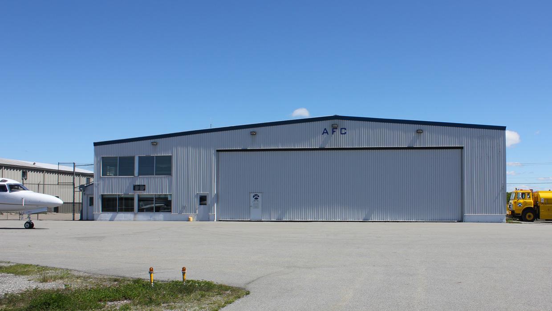AFC Hangar